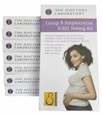 GBS Test Kits